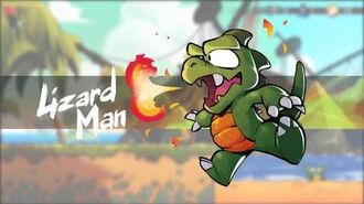 Wonder Boy The Dragon's Trap PC Trailer Porfirios guarding this channel