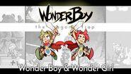 Wonder Boy The Dragon's Trap - Wonder Boy and Wonder Girl Trailer