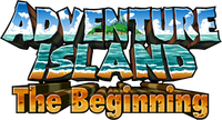 AdventureIslandBeginningLogo