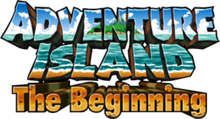 AdventureIslandBeginningLogo