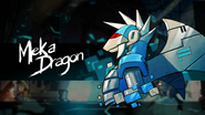Meka Dragon