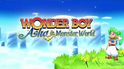 Wonder Boy Asha in Monster World - Official Trailer
