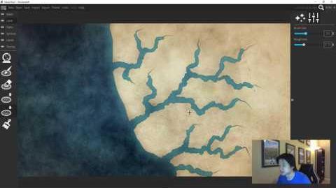 Video - Wonderdraft Coastlines Tutorial   Wonderdraft Wiki