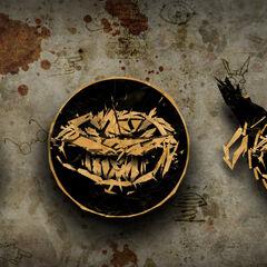 EA Лого. Задний фон Hong Lei