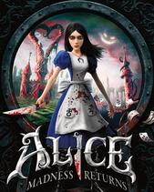 Alice Madness Returns Cover