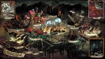 Wonderland concept art