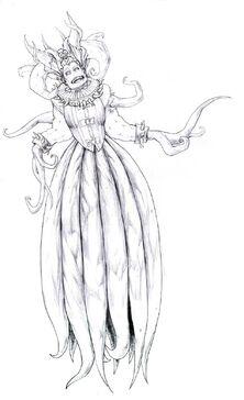 Queen of Hearts Concept