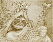 Alice Queen Concept Art