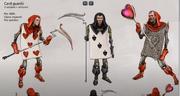 Карточные стражи конц