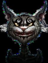 Чеширский кот (рендер)