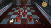 Chess board challenge