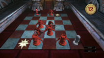 Chess board challenge
