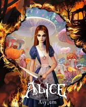 Alice Asylum Cover