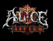 Alice Asylum 2nd logo