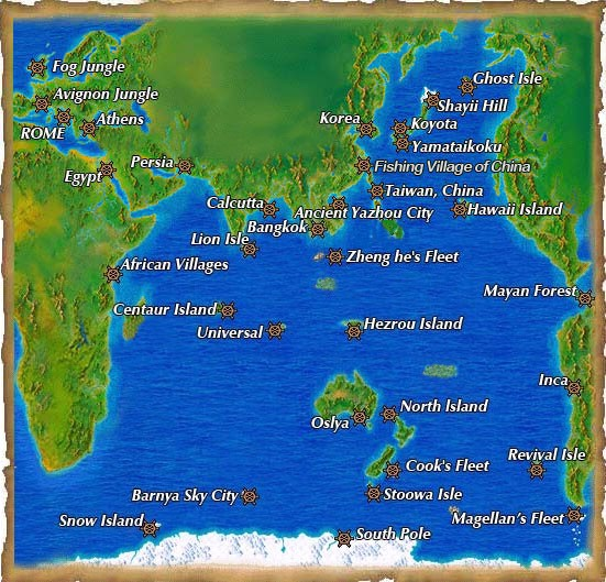 World map wonderland online wiki fandom powered by wikia wl map gumiabroncs Choice Image