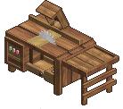 Carpenter's Lathe