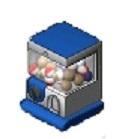 Token egg machine