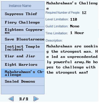 Mahabrahman's Challenge
