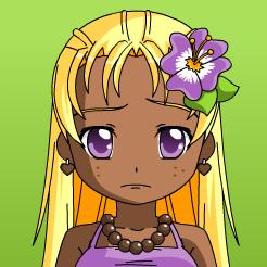 Sandy Anime