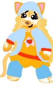Paula Proud Heart Cat Wonder Fanon Wiki Fandom