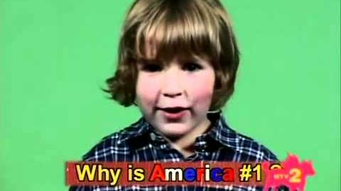 Why is America 1?