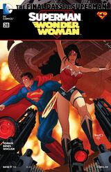 Superman-Wonder Woman 28