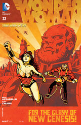 Wonder Woman Vol 4-22 Cover-1