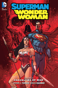 Superman-Wonder Woman TPB 03 Casualties of War