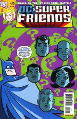 DC Super Friends comic 15