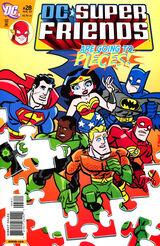 DC Super Friends comic 28