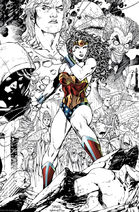 WW750 Torpedo Comics Jim Lee F