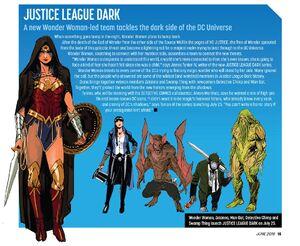 Justice League Dark solicit