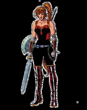Artemis Rebirth design