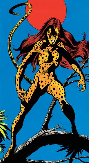 Cheetah WWv2-29