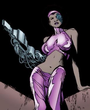 Cyborgirl WWv2 184