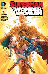 Superman-Wonder Woman 14
