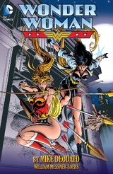 TPB WW by Mike Deodato