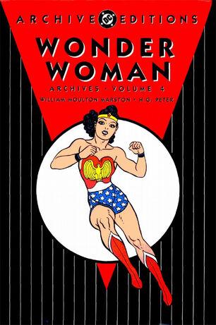 Wonder Woman Archives 04