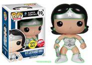 Funko Wonder Woman White Lantern 02