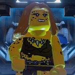 Cheetah - Lego Batman 3 Beyond Gotham