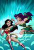 Wonder Woman vs Circe textless