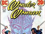 Wonder Woman v1 206