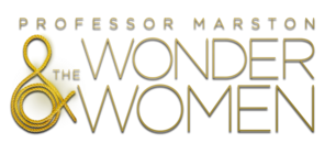 Professor Marston and the Wonder Women logo