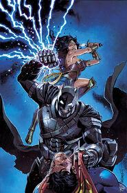 BvS variant Aquaman 50 Jose Luis Garcia-Lopez