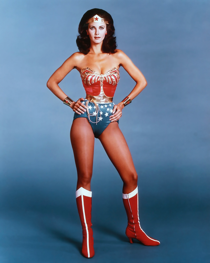Sexy images of wonder woman