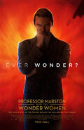 Professor Marston and the Wonder Women poster orange