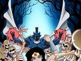 Ares' Underworld Army