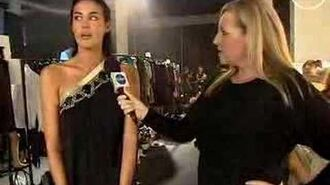 Megan Gale the new Wonderwoman