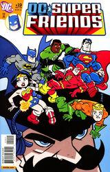 DC Super Friends comic 19