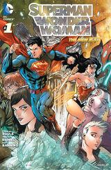 Superman-Wonder Woman 01